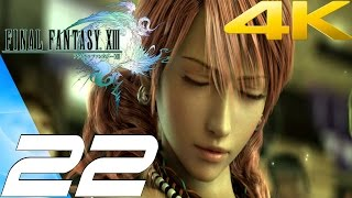 Final Fantasy XIII - Walkthrough Part 22 - The Fifth Ark [4K 60FPS]