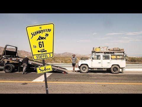 Land Rover Defender Willi pfeift   Baja California, Mexiko 🇲🇽   REISE-DOKU-VLOG³ N°61