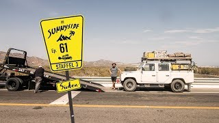 Land Rover Defender Willi pfeift | Baja California, Mexiko 🇲🇽 | REISE-DOKU-VLOG³ N°61