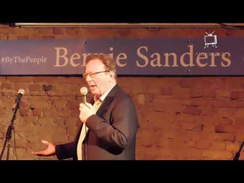 """Berlin4Bernie - Dinner """"Vote for Bernie"""" - special guest Larry Sanders"""