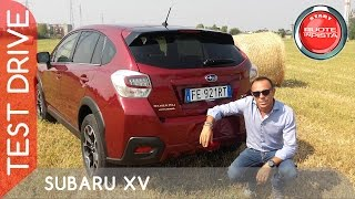 Subaru XV Test Drive   Marco Fasoli prova