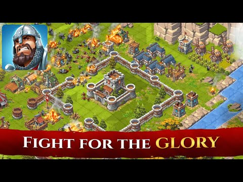 Lords & Castles Android Gameplay