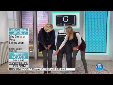 HSN | G by Giuliana Rancic Fashions 10.03.2016 - 05 PM