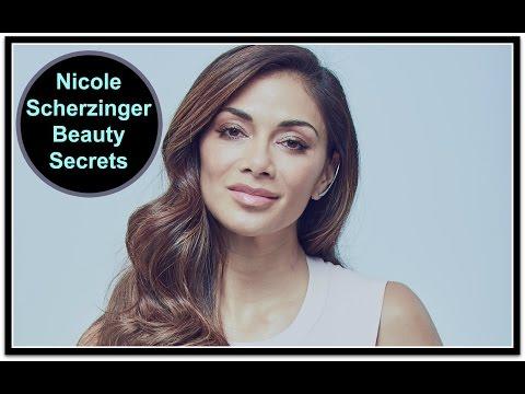 Nicole Scherzinger Beauty Secrets - Nadine Baggott