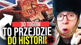 TO PRZEJDZIE DO HISTORII - World of Tanks