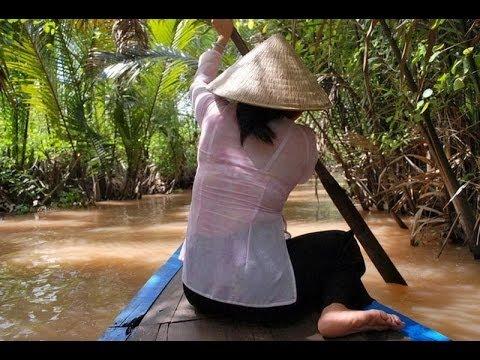 Phnom Penh Cambodia Mekong Delta Ho Chi Minh Vietnam Travel Full Documentary