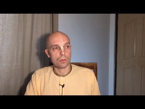 Мадана-мохан дас —Ответы на вопросы о вайшнави дикша-гуру — 27 октября 2019 г.