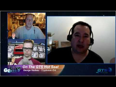 Go GTS Live - The Hobby's Web Show July 14th, 2016 S1 E16