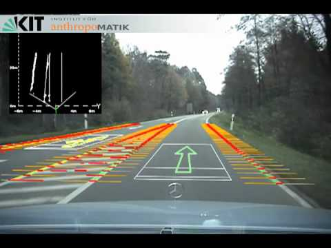 Mono Camera Based Road Marking And Lane Detection Vacek