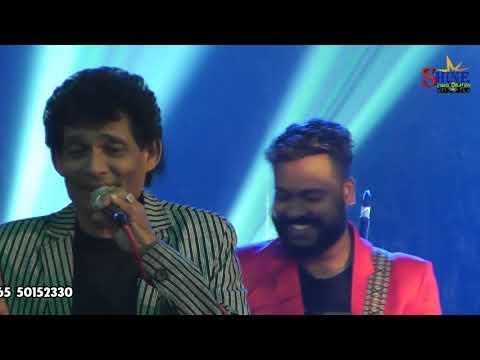 Arayum Pathak  - Vijaya Bandara Welithuduwa With Mahinda Silva With Super Stars Live In Kuwait