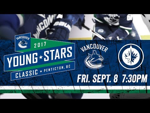 Vancouver Canucks vs Winnipeg Jets - Young Stars (Sept. 08, 2017)
