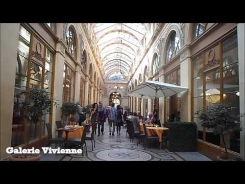 Palais Royal, Galerie Vivienne, Centre George Pompidou