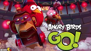 Angry Birds Go! - Chinese New Year Of Monkey Spring Festival kart!