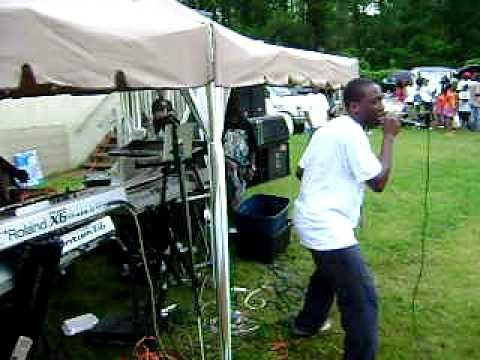 "Scouge & 340 Band @ SOC - VI  Picnic 2010 ""VI Link Up Radio"""
