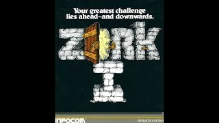 Zork I walkthrough (Apple II - Infocom)