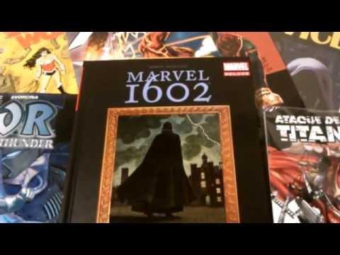 Marvel 1602 reseña