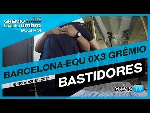 [BASTIDORES] Barcelona 0x3 Grêmio (GRÊMIO RÁDIO UMBRO) l GrêmioTV