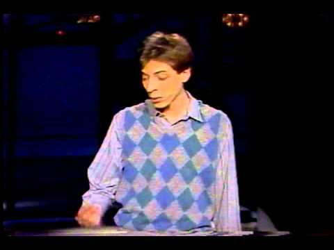 Fred Stoller on Late Night w David Letterman