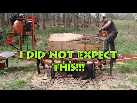 Surprise! Awesome figured maple (I DID NOT EXPECT THIS!!!)