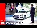 2018 Audi A5 Sportback g-tron Unveiling