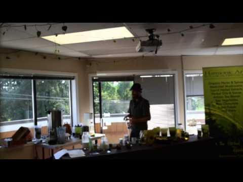 Herbalist Yarrow Willard at Health Essentials