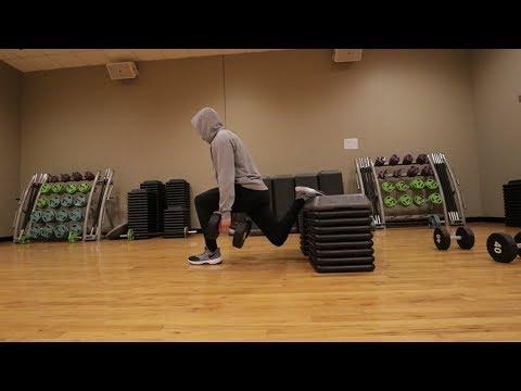 Explosive Vertical Jump Training Workout! (JUMP HIGHER and DUNK A BASKETBALL)