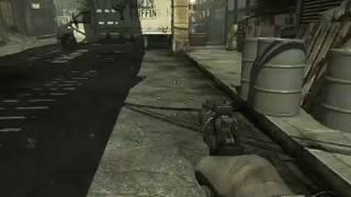 Call Of Duty MW3 Wave # 1 Cleared | GamePlay | Review