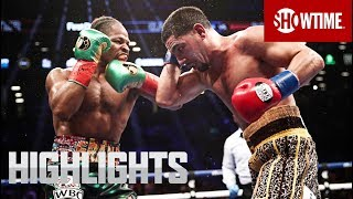Garcia vs. Porter: Highlights | SHOWTIME CHAMPIONSHIP BOXING