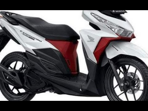 Honda Vario 150 ESP Exclusive Paerl White 2016