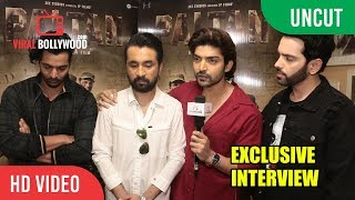 EXCLUSIVE Chat With Team Paltan | Gurmeet Choudhary, Harshvardhan Rane, Siddhanth Kapoor, Luv Sinha