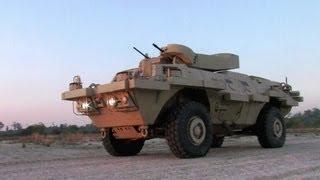 Textron Marine & Land Systems - COMMANDO Advanced, Select & Elite Armoured Vehicles [1080p]