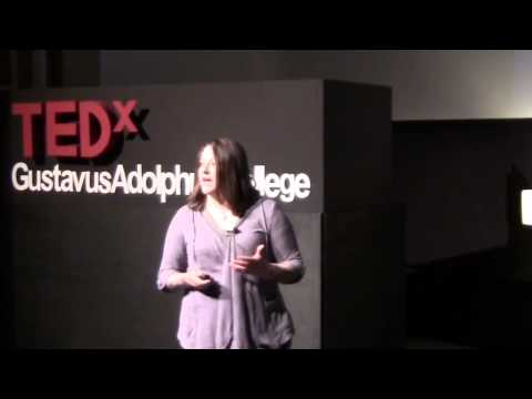 From charity to change -- working with the experts : Katie Boone at TEDxGustavusAdolphusCollege