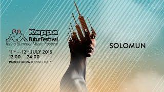 Solomun @ Kappa Futur Festival 2015 // Day 1 // 11-07-2015