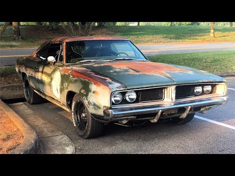 Can My Ratty Dodge Charger Drive 2,000 Miles?