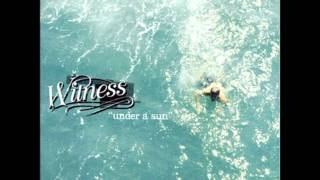 Witness - You Are All My Own Invention