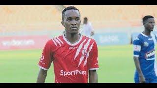 Goli hili la ndemla lazima jumapili uwanja utajaa Nkana hawatatoka Taifa