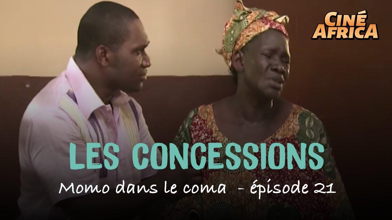 Momo dans le coma - Les Concessions - épisode 21 - Série Malienne