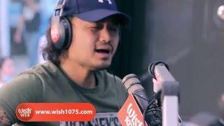 "Jireh Lim sings ""Magkabilang Mundo"" (LIVE) on Wish 107.5 Bus"