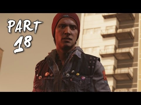 Infamous Second Son Gameplay Walkthrough Part 18 - District Showdown (PS4)