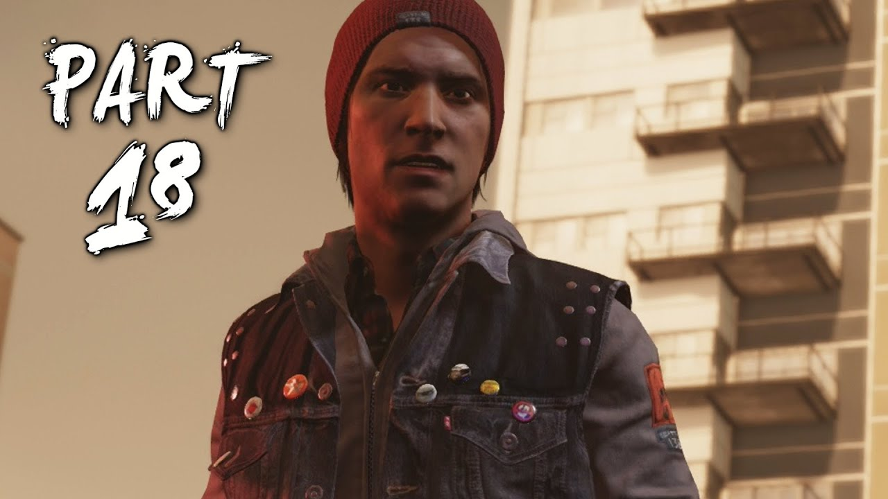 Infamous Second Son Gameplay Walkthrough Part 18