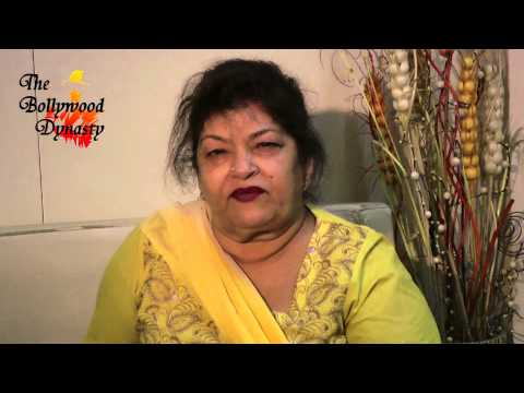 Rare Journey of Choreographer Saroj Khan   As told by her
