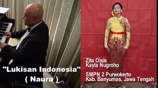 Lukisan Indonesia - Zita Oisis Khayla Nugroho