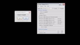 Programm zum Deaktivieren von AMD Cool'n'Quiet