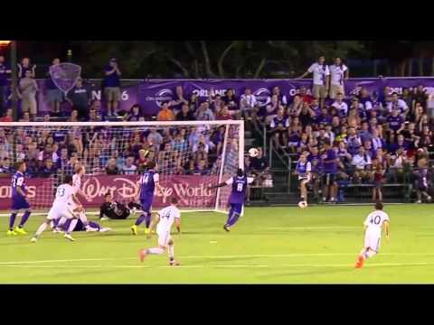 Miguel gallardo Orlando City highlights