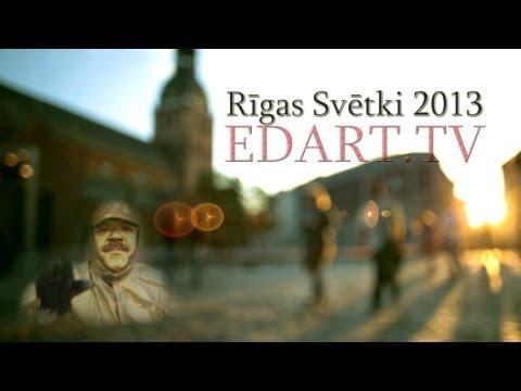 EDART.TV - Rīgas svētki 2013