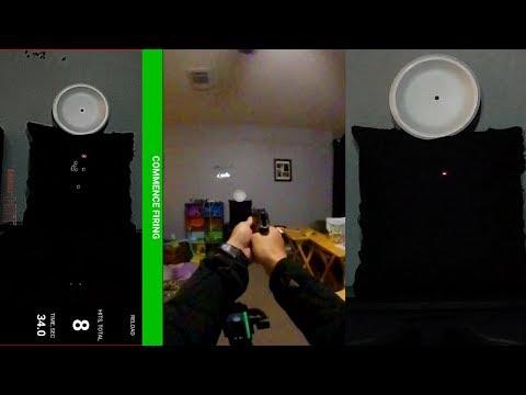 G-Sight /  LaserHit Laser Training Dryfire Distance