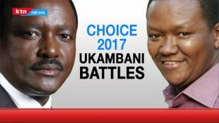Choice 2017 25th April 2016 UKAMBANI POLITICS: Kalonzo Factor ahead of 2017