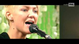 Kate Ryan - Alive (Acoustic At Studio TVL (03/19/09))