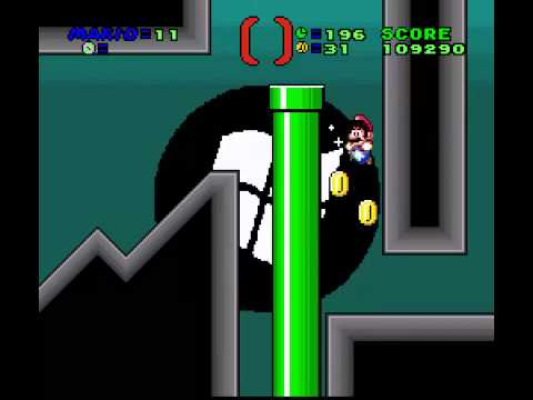 #96 - Windows Mario World