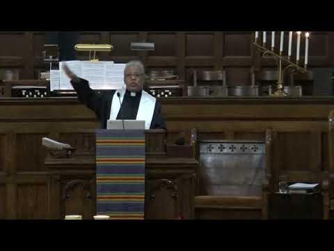 JESUS, ENEMY OF THE STATUS QUO, Rev. Michelle Hughes [FEB 3, 2019]
